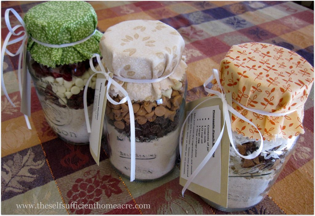 Give the Gift of Muffin Mix!
