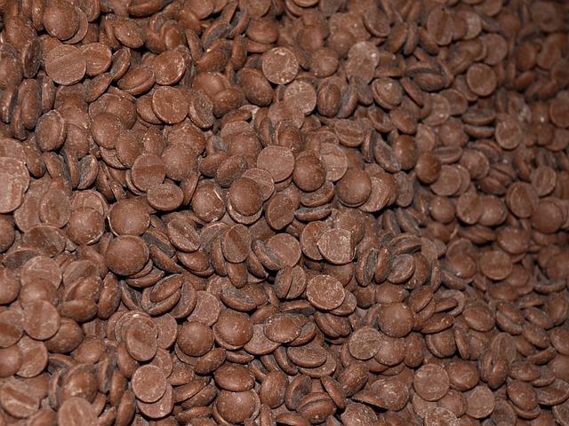 40 Pounds of Organic Fair Trade Chocolate!