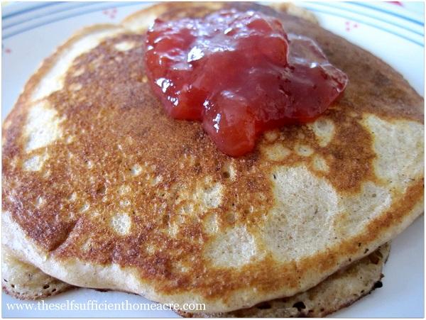 Whole Grain Cinnamon Pancake Mix