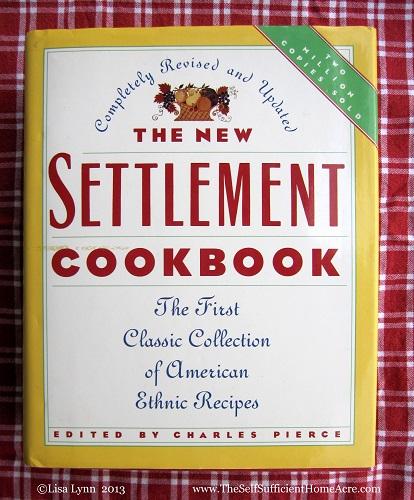 The New Settlement Cookbook & Christmas Memories