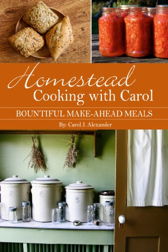 Homestead Cooking with Carol eBook Review
