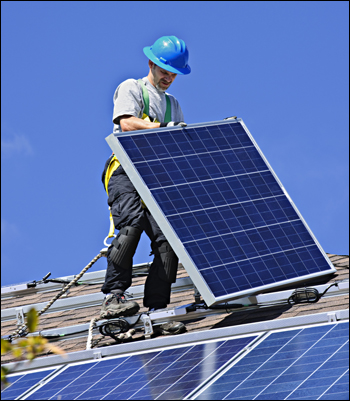 Solar Electricity at Home