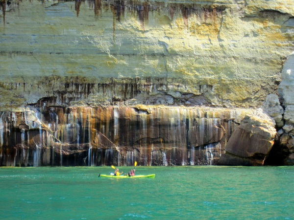 PIctured Rocks - The Self Sufficient HomeAcre