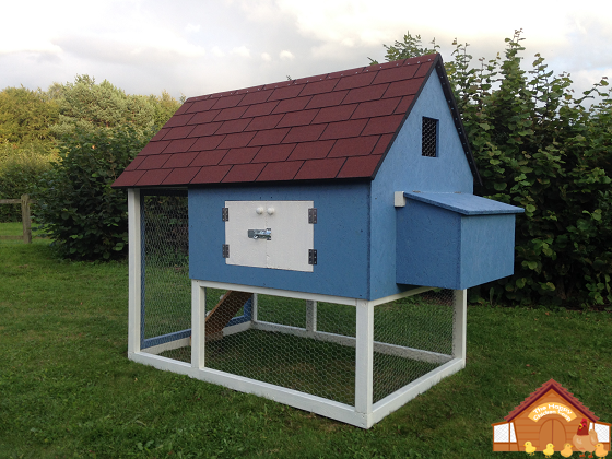 The Ultimate Homemade Chicken Coop Guide