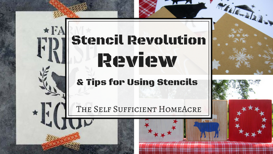 Stencil Revolution Review & Tips for Stencils