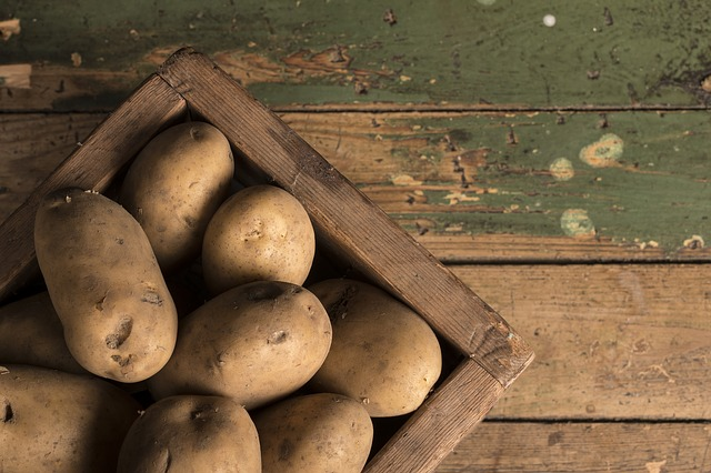 How to Harvest and Store Potatoes