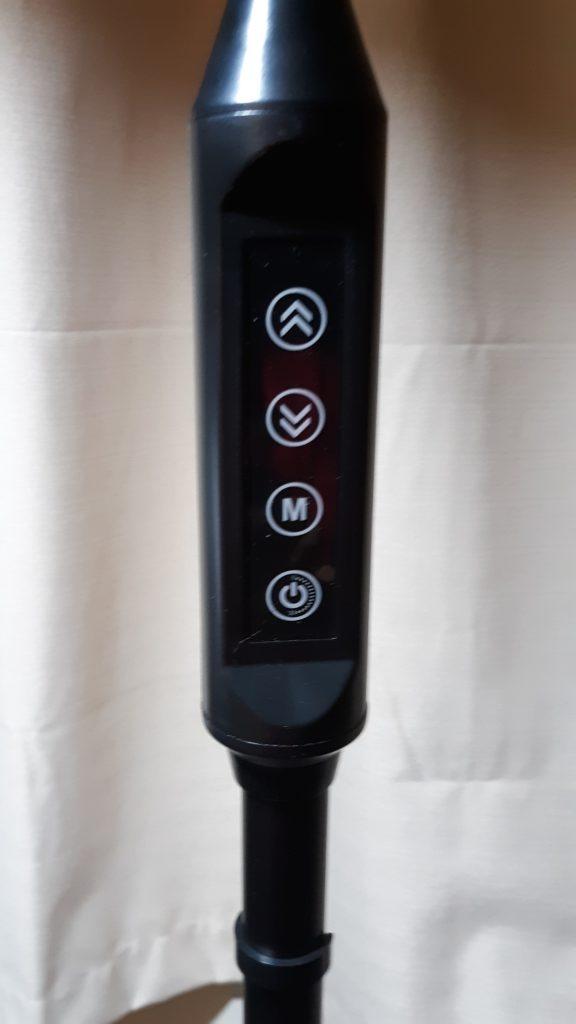 LiteSpan 2in1 controls