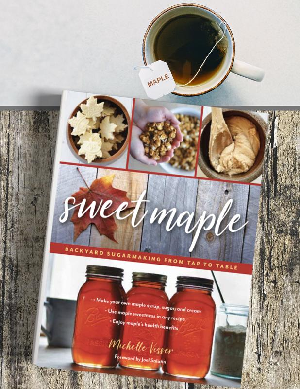 Sweet Maple by Michelle Visser is a Sweet Read!