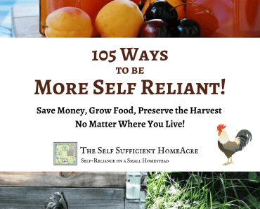 105 Ways to be More Self Reliant