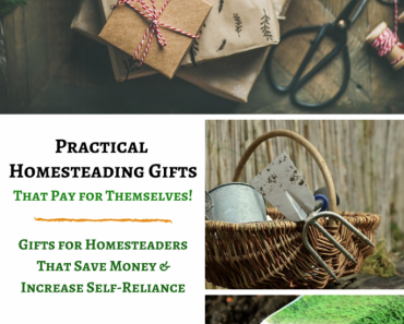 Practical Gifts for Homesteaders