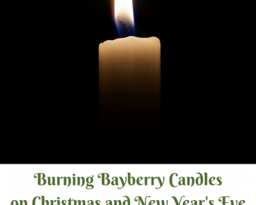 Bayberry Candles – A Homestead Tradition