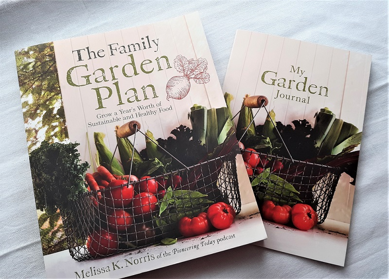The Family Garden Plan & My Garden Journal