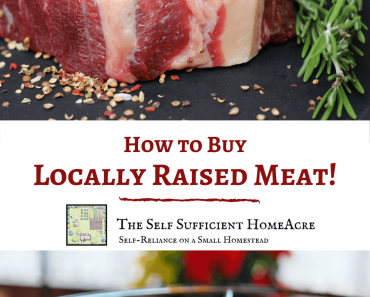 how to buy locally raised meat